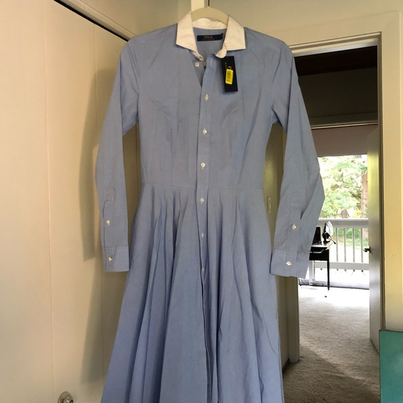c95b5be7e2a Polo Ralph Lauren dress NWT size 2